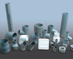 Σωλήνες & Εξαρτήματα PVC-U